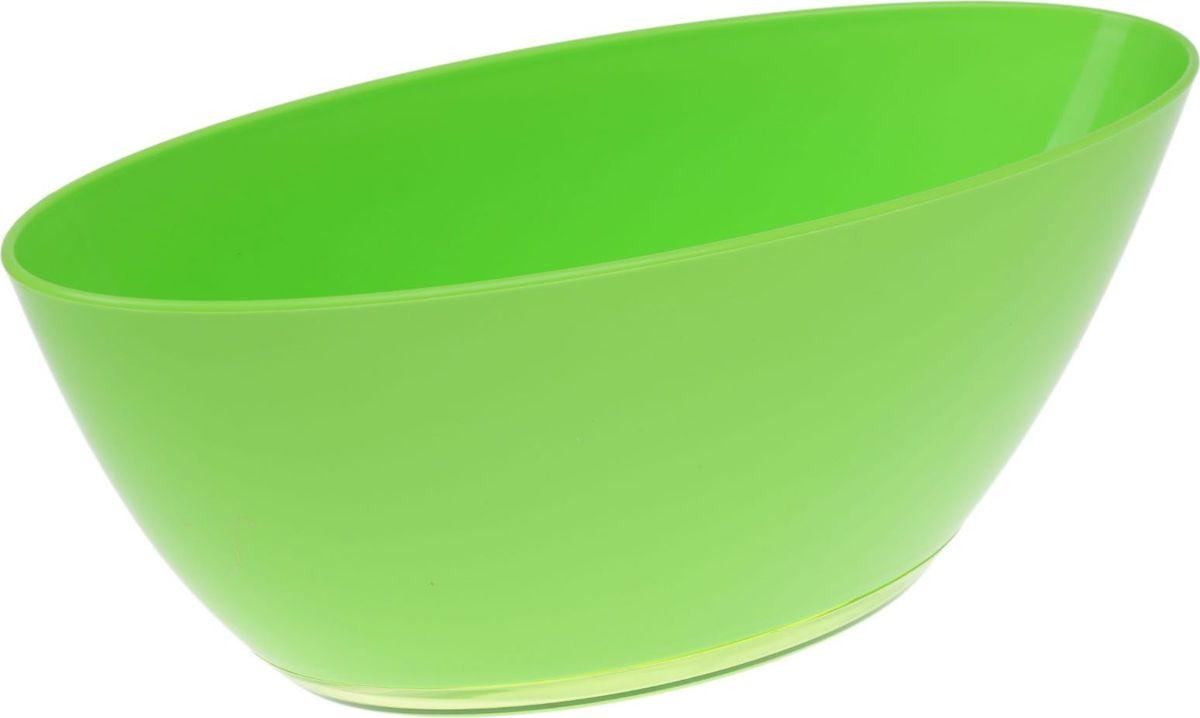 Кашпо JetPlast Лодочка, с поддоном, цвет: салатовый, 3 л1328273Кашпо «Лодочка» подойдёт для тех, кто хочет комбинировать растения. Благодаря продолговатой форме вы сможете посадить два, а то и три маленьких цветка. Такой приём заметно освежит интерьер. Особенности: вместительность и малый весподходит для дома и садаустойчиво к перепадам температурыотличается повышенной влагостойкостью.Грамотно подобранный аксессуар для цветов может значительно преобразить помещение, сделать его более уютным и современным.