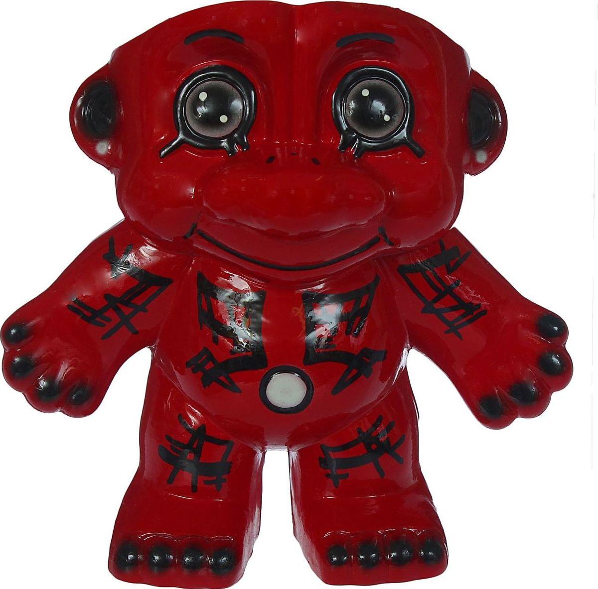 Кашпо Керамика ручной работы Индеец Майя, 13 х 23 х 23 см1333418