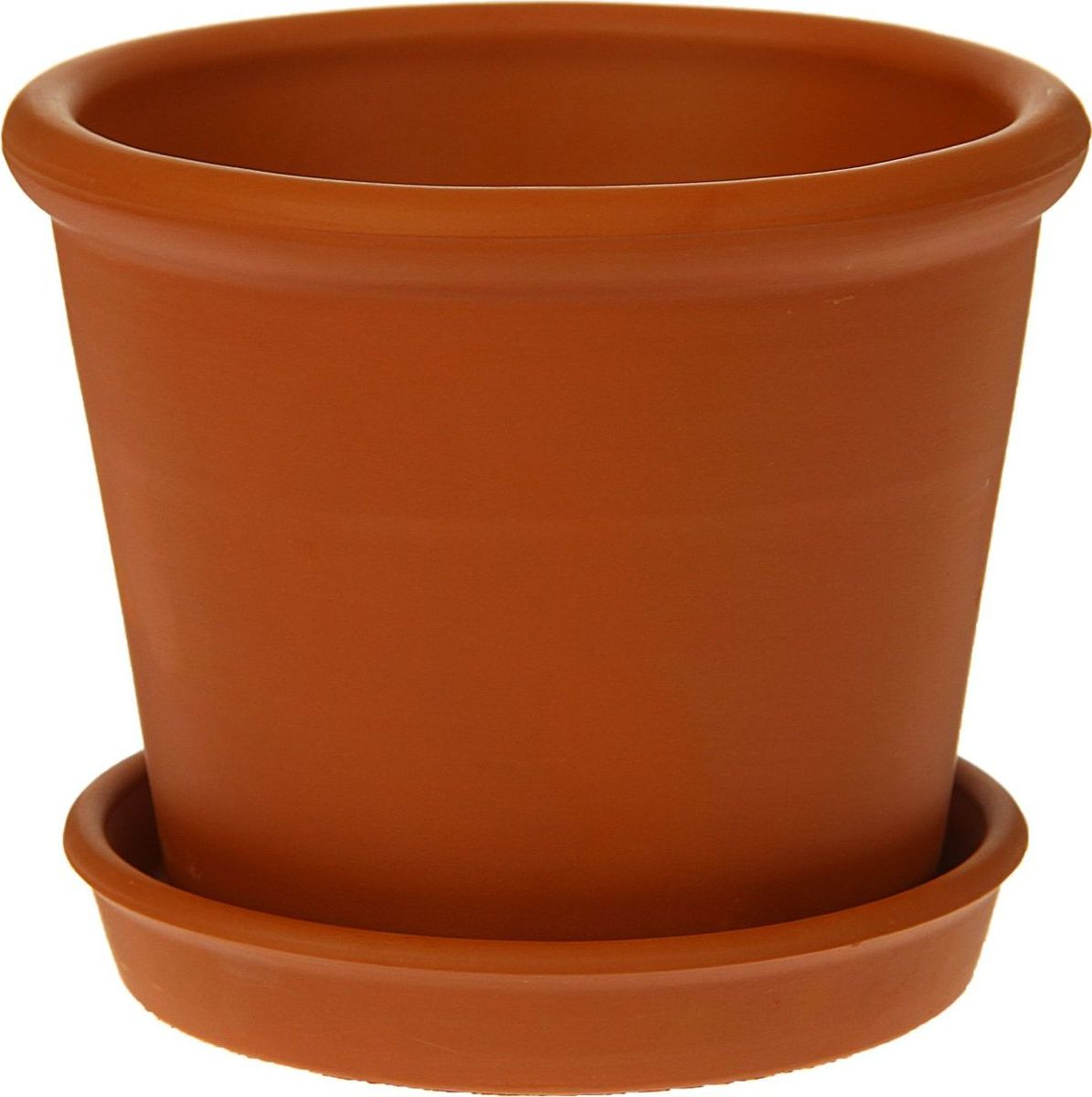 Кашпо Керамика ручной работы Ирис, цвет: коричневый, 1,4 л1354693Комнатные растения — всеобщие любимцы. Они радуют глаз, насыщают помещение кислородом и украшают пространство. Каждому из них необходим свой удобный и красивый дом. Кашпо из керамики прекрасно подходят для высадки растений: за счёт пластичности глины и разных способов обработки существует великое множество форм и дизайновпористый материал позволяет испаряться лишней влагевоздух, необходимый для дыхания корней, проникает сквозь керамические стенки! #name# позаботится о зелёном питомце, освежит интерьер и подчеркнёт его стиль.