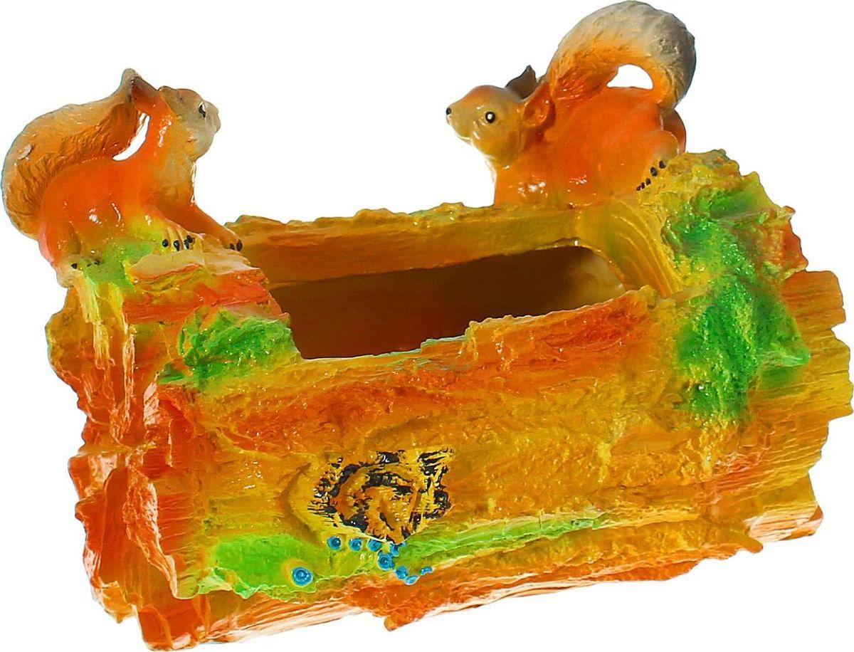 Кашпо Белки-малышки, 27 х 18 х 19 см1390476Комнатные растения — всеобщие любимцы. Они радуют глаз, насыщают помещение кислородом и украшают пространство. Каждому из растений необходим свой удобный и красивый дом. Поселите зелёного питомца в яркое и оригинальное фигурное кашпо. Выберите подходящую форму для детской, спальни, гостиной, балкона, офиса или террасы. #name# позаботится о растении, украсит окружающее пространство и подчеркнёт его оригинальный стиль.