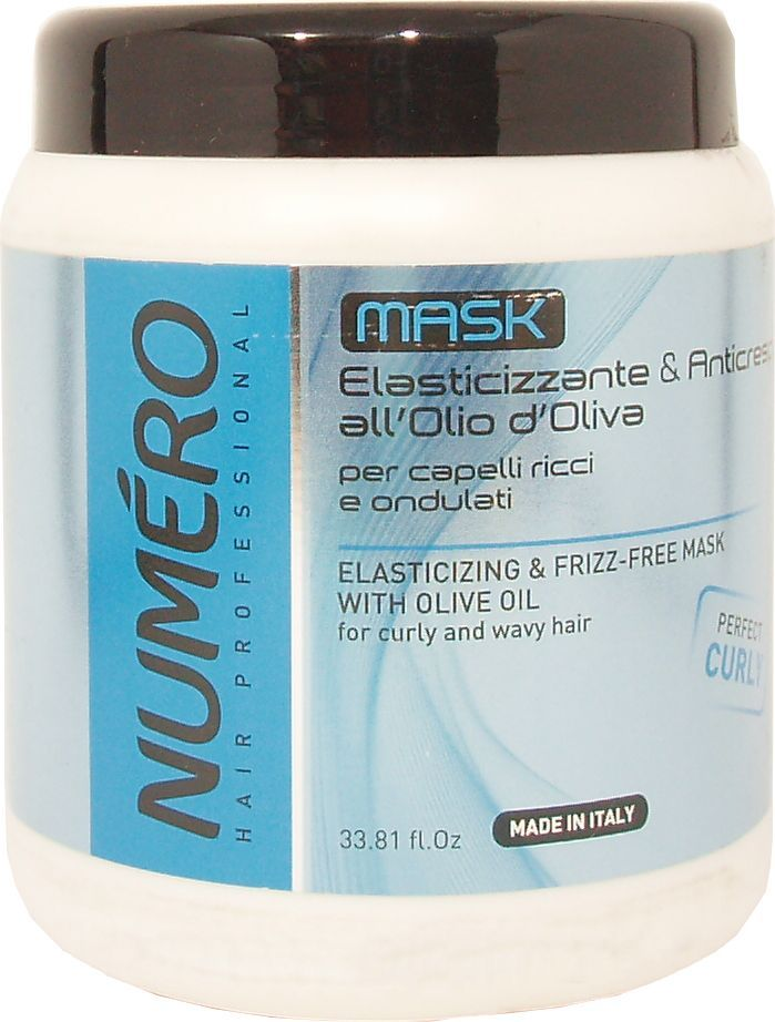 Brelil Numero Curl Маска с оливковым маслом для вьющихся и волнистых волос 1000 мл brelil numero curl маска с оливковым маслом для вьющихся и волнистых волос 1000 мл