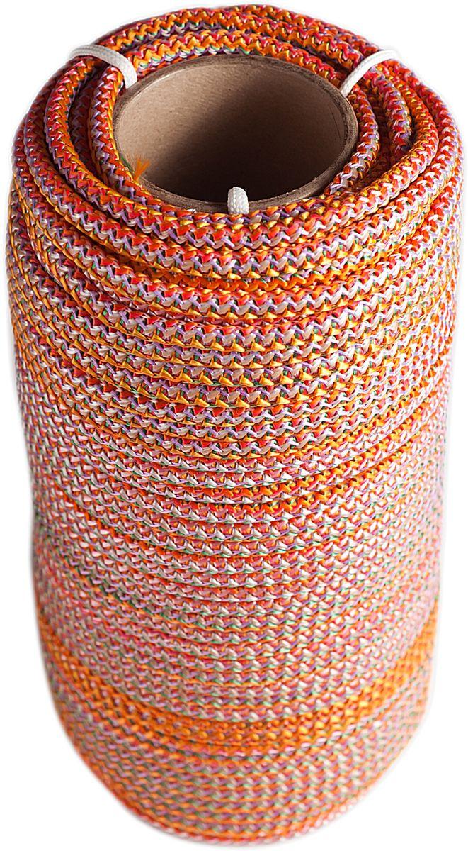 Шнур универсальный Шнурком, с сердечником, диаметр 8 мм, длина 50 м шнур плетеный шнурком с сердечником диаметр 4 мм длина 20 м
