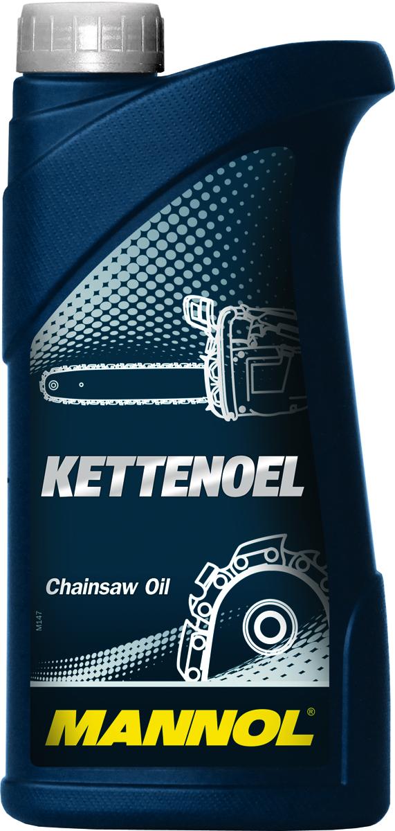 Масло моторное MANNOL Kettenoel, минеральное, 1 л1416Моторное масло Mannol Kettenoel - масло на глубокоочищенной минеральной основе, предназначенное для смазки режущих цепей пил. Масло обладает высокими адгезионными свойствами, что обеспечивает хорошее налипание масла к цепи во время работы. Высокие противоизносные и смазывающие характеристики продлевают срок службы цепи. Смазку цепи можно производить как непосредственно, погружая ее в емкость с маслом, так и методом автоматической подачи масла. Обеспечивает надежное смазывание до -15°C. Разработано для смазки цепей как бензомоторных, так и электропил.Вязкость при 100°C: 11,2 CSt.Вязкость при 40°C: 105,4 CSt.Индекс вязкости: 90.Плотность при 15°C: 890 kg/m3.Температура вспышки COC: 220 °C.Температура застывания: -25 °C.ISO-класс: 100.Товар сертифицирован.