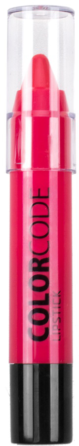 Lamel Professional Помада карандаш Color Code 04, 3 г5060449181444Богатый, насыщенный цветом пигмент помады-карандаша для губ Color Code Lamel легко наносится без смазывания. Формула помады-карандаша плавно наносится на губы, создавая кремовый слой насыщенного цвета. Специально подобранные компоненты обеспечивают увлажнение, а также смягчение кожи губ. Придайте вашим губам сияние блеска при помощи легкого и точного в нанесении карандаша.Какая губная помада лучше. Статья OZON Гид