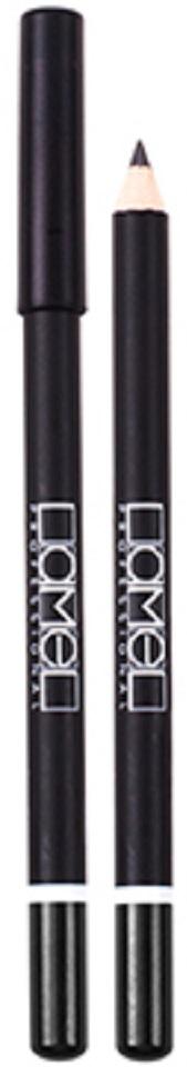 Lamel Professional Карандаш для глаз 116, 1,7 г5060449182953Классический косметический карандаш для глаз от Lamel сочетает в себе особую смесь масел, воска и высокую степень пигментации, создавая мягкую, тонкую, легко растушевываемую линию, которой легко управлять. Результат – шикарный, глубокий и пленительный взгляд.