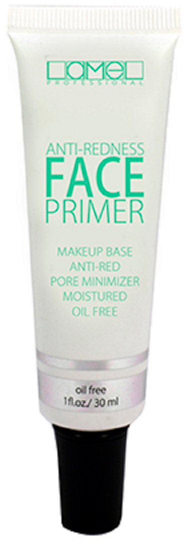 Lamel Professional Праймер Основа под макияж Face Primer Anti Redness 03, 30 мл база под макияж nouba majestic collection perfecta face primer 1 шт