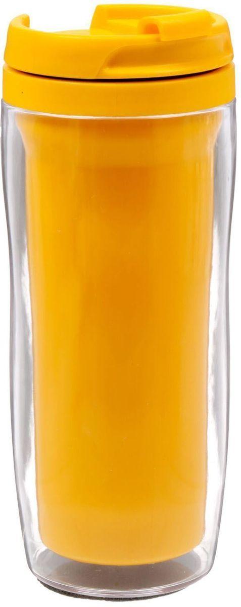 Термостакан Sima-land Вид 4, 350 мл1876269Термостакан 350 мл создан для тех, кто всегда находится в движении. Преподнесите своему близкому такой подарок и он, наслаждаясь любимым напитком, будет вспоминать о вас везде: на работе, отдыхе, в дороге. Особенности:Противоскользящая прокладка на дне.Классическая форма высокого стакана обеспечит удобство использования.Авторский дизайн подчеркнет индивидуальность обладателя.Сменный вкладыш.Такой термостакан — практичный аксессуар и чудесный подарок для себя, друга или коллеги.
