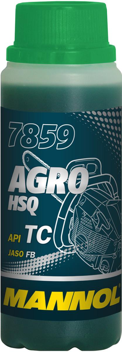 Моторное масло MANNOL 7859 Agro HSQ, API TC, 1 л2706 (ПО)Высококачественное моторное масло, специально разработанное для двухтактных двигателей мотопил. Беззольный пакет присадок обеспечивает высокую степень сгорания и значительно увеличивает моторесурс сельскохозяйственных агрегатов. Масло идеально подходит для использования в любых типах двухтактной техники: газонокосилки, триммеры, мотокультиваторы, цепные и дисковые бензопилы, специальная техника для лесного хозяйства и строительное оборудование, где используется раздельная система смазки или непосредственное смешение с топливом.