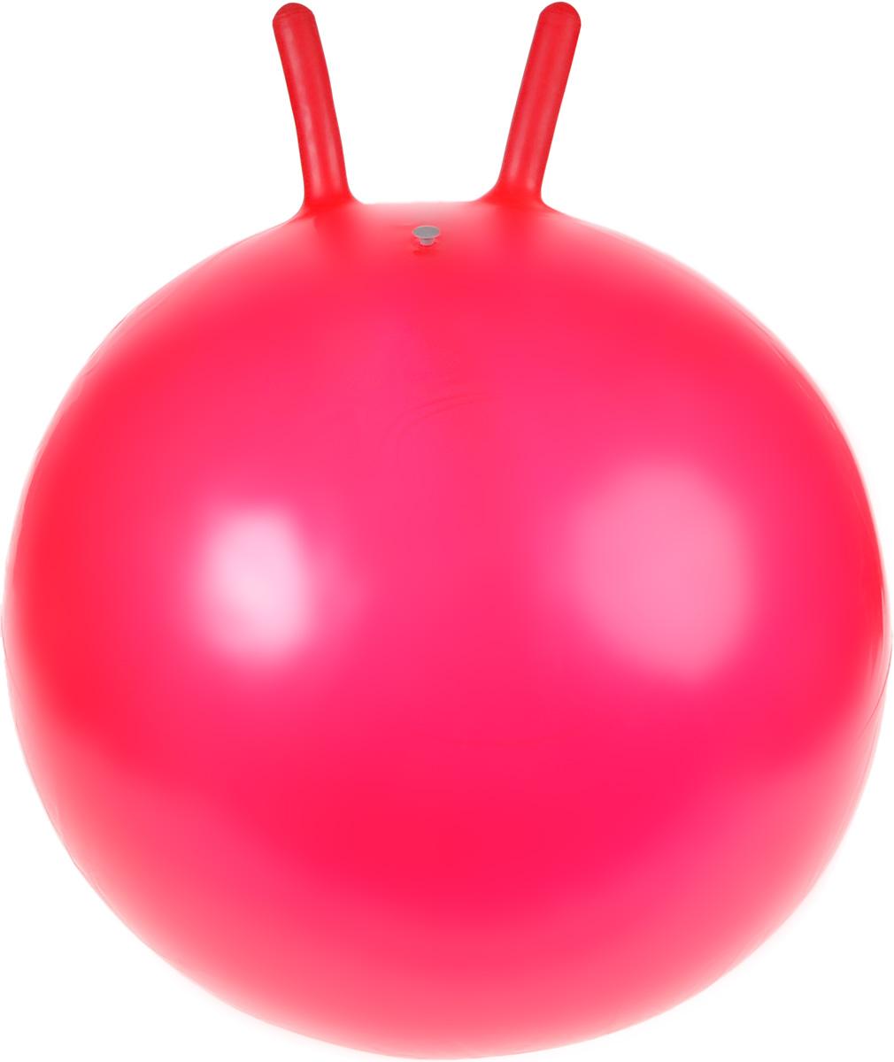 Stantoma Игрушка-попрыгун Мяч с рогами цвет красный 55 см