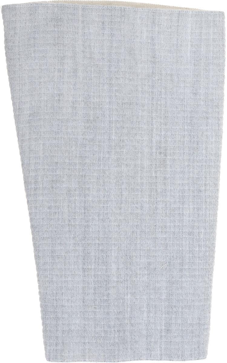 Almed Повязка мед.эласт.согревающая на колено (наколенник) с шерстью мериноса №5ПСKM 5/XLВ данном бандаже использована шерсть мериноса — это тонкорунная шерсть (толщина менее 24 мк), состриженная с холки овец, выращенных в питомниках Австралии и Новой Зеландии. Шерсть мериноса, безупречна по структуре, длинна и бела, обладает великолепными термостатическими свойствами. Благодаря естественному завитку, она особо упругая. Бандажи носятся на хлопчатобумажную сторону и на шерстяную непосредственно, о на тело, а также на нижнее белье.СОСТАВ:Полушерсть — 35%Хлопок — 52%Латекс — 7 %Полиэстер — 6 % Обхват под коленной чашечкой; обхват над коленной чашечкой; ширина пояса XS 30-34; 39-44; 28 S 34-38; 44-49,5; 28 M 38-42; 49,5-55; 28 L 42-46; 55-60; 28 XL 46-50; 60-65; 28УПАКОВКА:Полиэтиленовый пакет с еврослотом и клапаном со скотчем.Картонный вкладыш — 1 шт.