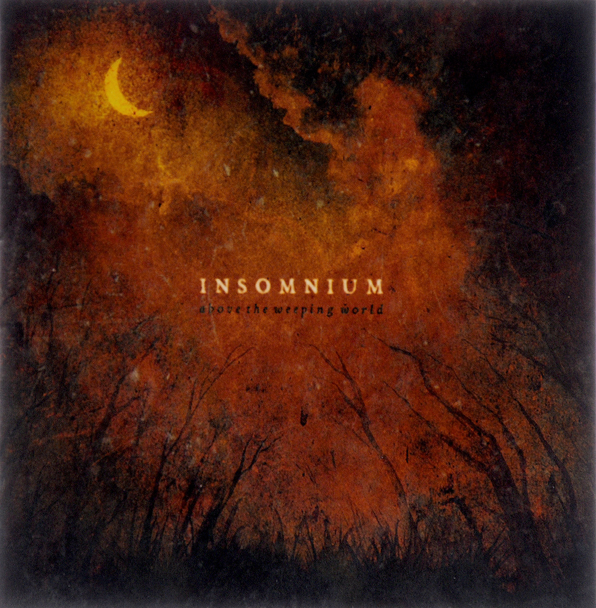 Insomnium Insomnium. Above The Weeping World the weeping girl