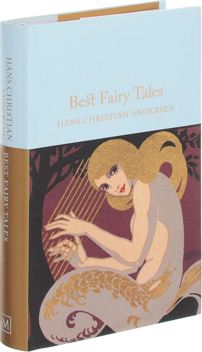 Best Fairy Tales лучшие английские сказки best fairy tales 1 й уровень cd