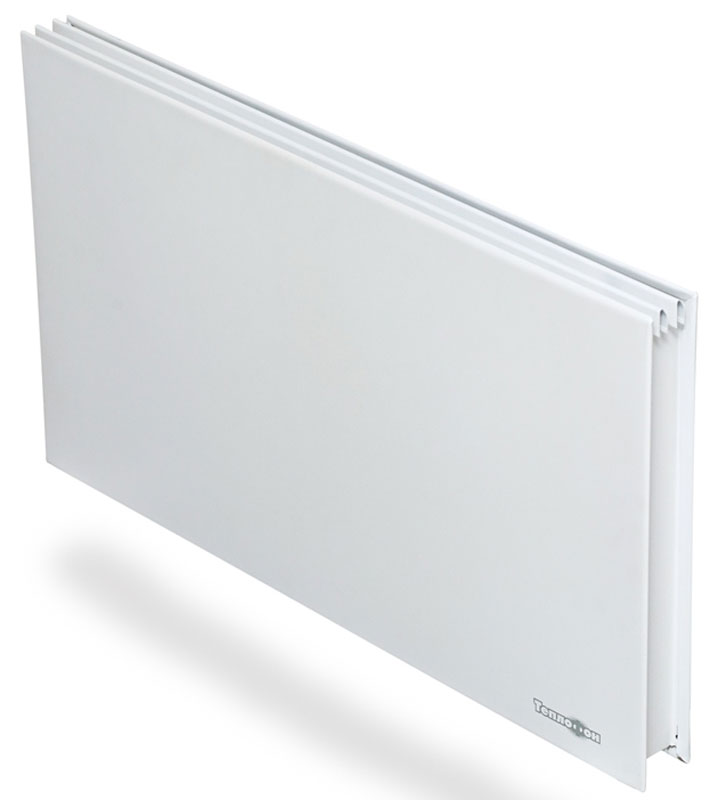 Теплофон ЭРГНА-700, White инфракрасный электрообогреватель1600000360631Инфракрасный электрообогреватель Теплофон ЭРГНА мощностью 700 Вт для настенного размещения. Предназначен для обогрева жилых и административных помещений, при высоте потолка до 3,5 м. Прогревает до 10 м2 как основной вид отопления и до 16 м2 как вспомогательный. Температура поверхности достигает 90 градусов. Позволяет создать комфортный микроклимат в помещение с одинаковой температурой у пола и под потолком, абсолютно пожаробезопасен. Как выбрать обогреватель. Статья OZON Гид
