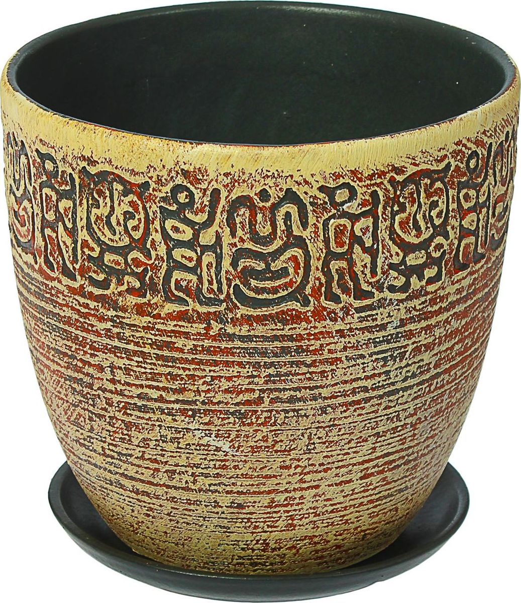 Кашпо Человечки, 2 л1454992Комнатные растения — всеобщие любимцы. Они радуют глаз, насыщают помещение кислородом и украшают пространство. Каждому из них необходим свой удобный и красивый дом. Кашпо из керамики прекрасно подходят для высадки растений: за счёт пластичности глины и разных способов обработки существует великое множество форм и дизайновпористый материал позволяет испаряться лишней влагевоздух, необходимый для дыхания корней, проникает сквозь керамические стенки! #name# позаботится о зелёном питомце, освежит интерьер и подчеркнёт его стиль.