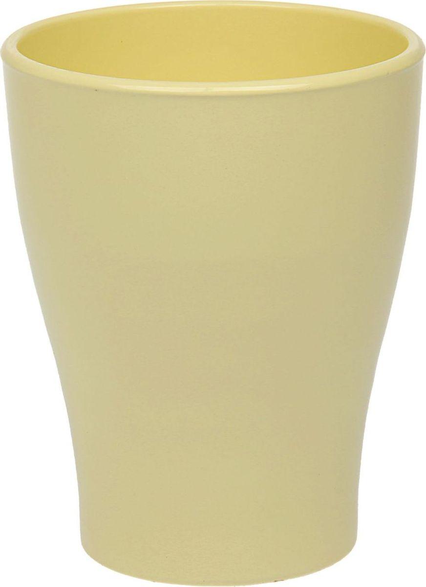 Кашпо Керамика ручной работы, для орхидеи, цвет: молочный, 1,1 л1465266Кашпо серии Каменный цветок выполнено из белой глины методом формовки и покрыто лаком. Керамическая емкость имеет объем, оптимальный для создания наилучших условий развития орхидей. Устойчивый глубокий поддон защитит поверхность стола или подставки от жидкости. Благодаря строгим стандартам производства изделия отличаются правильной формой, отсутствием дефектов, имеют достаточную тяжесть для надежной фиксации конструкции. Окраска моделей не восприимчива к прямым солнечным лучам, а в цветовой гамме преобладают яркие и насыщенные оттенки. Красота, удобство и долговечность кашпо серии Каменный цветок порадует любителей высококачественных аксессуаров для комнатных растений.Кашпо позаботится о зеленом питомце, освежит интерьер и подчеркнет его стиль.