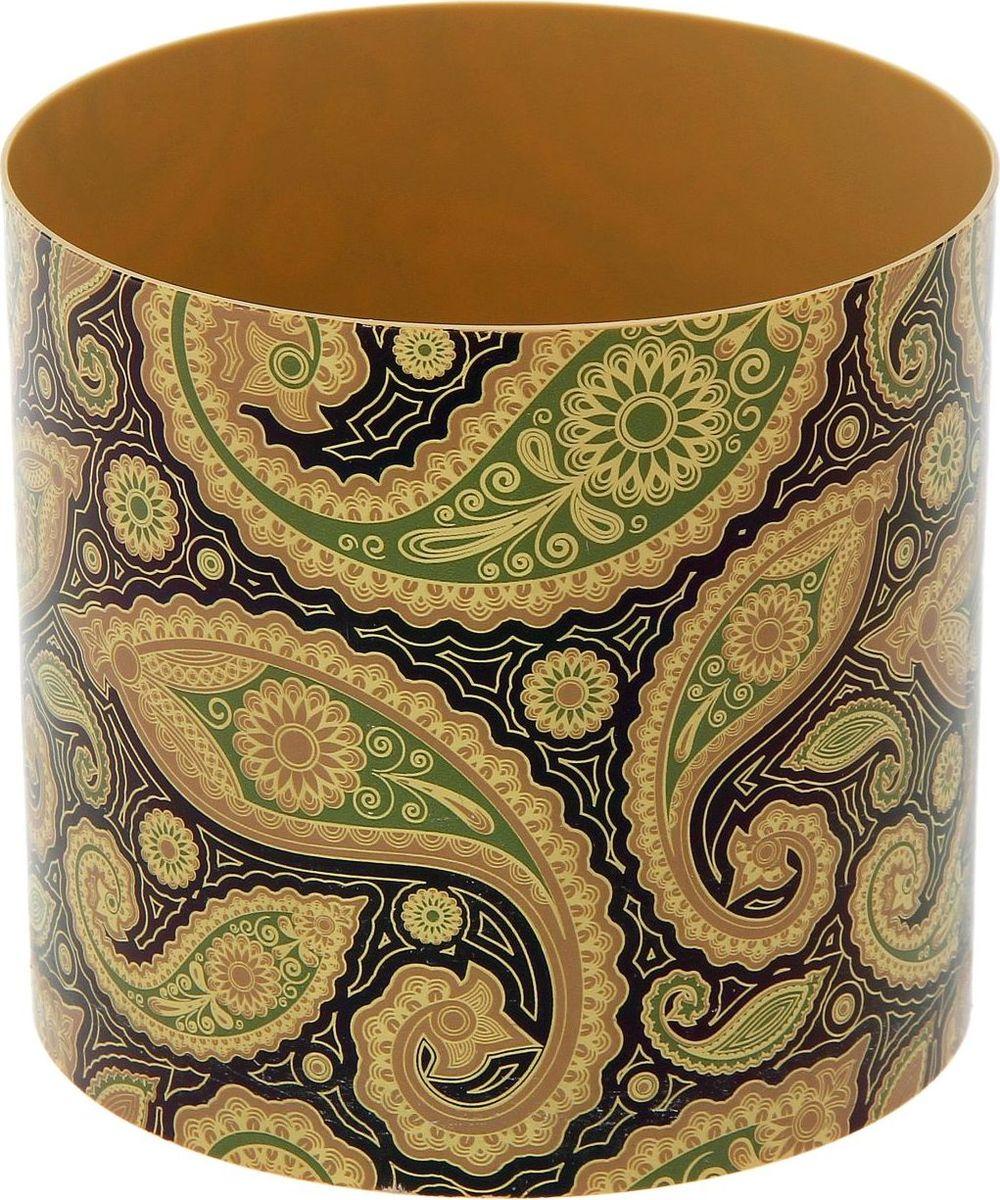 Горшок для цветов Simple Garden Огурцы, со скрытым поддоном, 1,7 л1915350