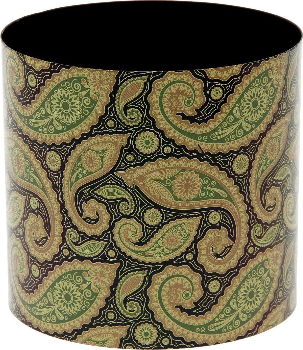 Горшок для цветов Simple Garden Огурцы, со скрытым поддоном, 5,1 л1915352Любой, даже самый современный и продуманный интерьер будет незавершённым без растений. Они не только очищают воздух и насыщают его кислородом, но и заметно украшают окружающее пространство. Такому полезному члену семьи просто необходимо красивое и функциональное кашпо, оригинальный горшок или необычная ваза!Горшок для цветов Simple Garden Огурцы предназначен для выращивания цветов, растений и трав. Он порадует вас функциональностью, а также украсит интерьер помещения.Объем горшка: 5,1 л.