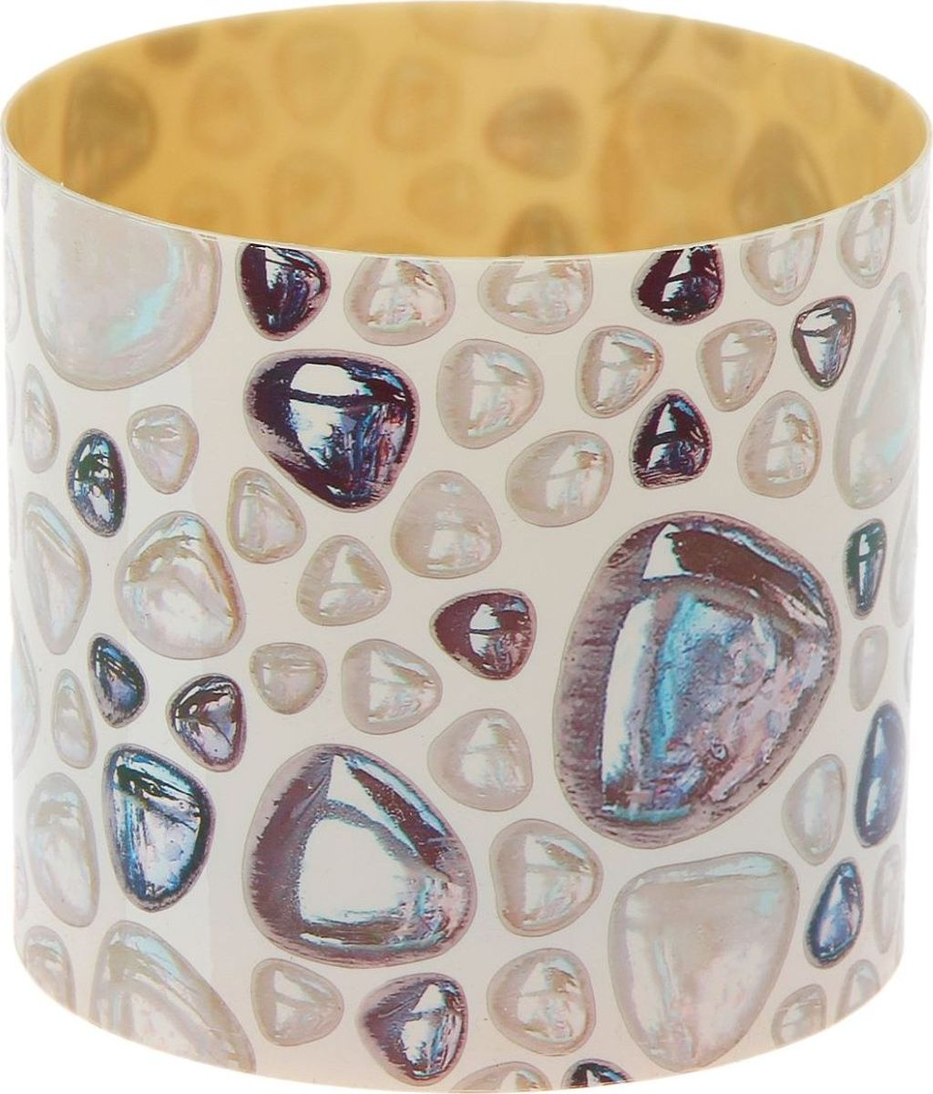 Горшок для цветов Simple Garden Камни, со скрытым поддоном, 1,7 л1915362Любой, даже самый современный и продуманный интерьер будет незавершённым без растений. Они не только очищают воздух и насыщают его кислородом, но и заметно украшают окружающее пространство. Такому полезному члену семьи просто необходимо красивое и функциональное кашпо, оригинальный горшок или необычная ваза!Горшок для цветов Simple Garden Камни предназначен для выращивания цветов, растений и трав. Он порадует вас функциональностью, а также украсит интерьер помещения.Объем горшка: 1,7 л.