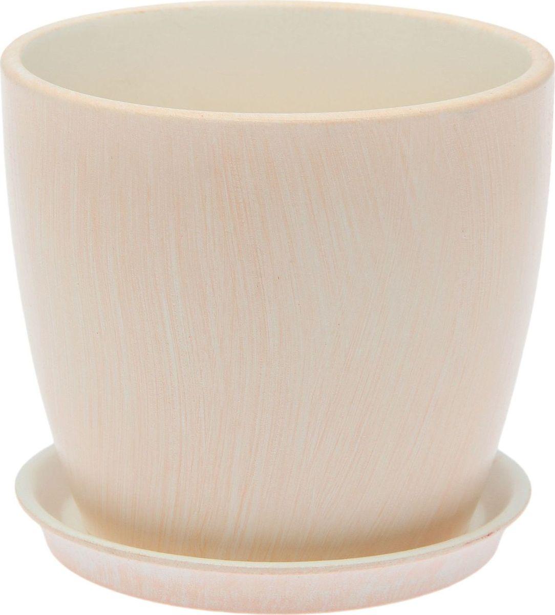 Кашпо Керамика ручной работы Осень. Патина, цвет: лососевый, 1 л1968884Комнатные растения — всеобщие любимцы. Они радуют глаз, насыщают помещение кислородом и украшают пространство. Каждому из них необходим свой удобный и красивый дом. Кашпо из керамики прекрасно подходят для высадки растений: за счёт пластичности глины и разных способов обработки существует великое множество форм и дизайновпористый материал позволяет испаряться лишней влагевоздух, необходимый для дыхания корней, проникает сквозь керамические стенки! #name# позаботится о зелёном питомце, освежит интерьер и подчеркнёт его стиль.