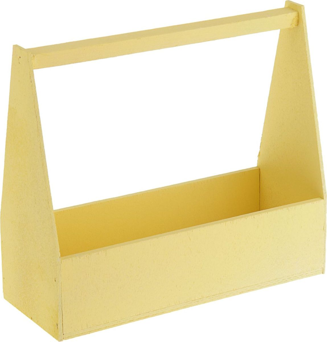 Кашпо ТД ДМ Ящик, флористическое, цвет: желтый, 27 х 11 х 9 см2269523#name# — сувенир в полном смысле этого слова. И главная его задача — хранить воспоминание о месте, где вы побывали, или о том человеке, который подарил данный предмет. Преподнесите эту вещь своему другу, и она станет достойным украшением его дома.