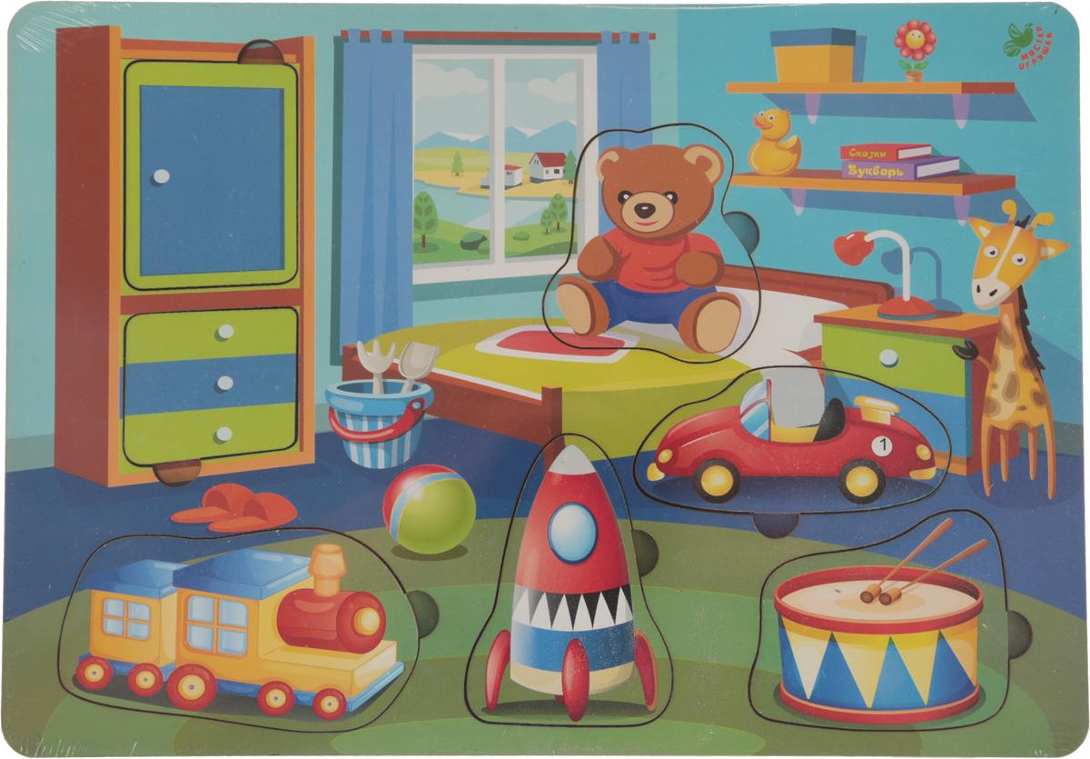 Игрушки Тимбергрупп Рамка-вкладыш Детская рос джанин еда не проблема как оставться в мире с собой и собственным телом