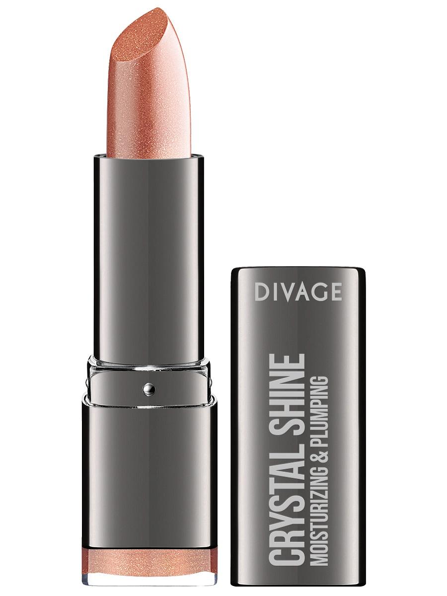 Divage Губная Помада Crystal Shine, № 23013865DIVAGE приготовил для тебя отличный подарок - лак для губ с инновационной формулой, которая придает глубокий и насыщенный цвет. Роскошное глянцевое сияние на твоих губах сделает макияж особенным и неповторимым. 8 самых актуальных оттенков, чтобы ты могла выглядеть ярко и привлекательно в любой ситуации. Особая форма аппликатора позволяет идеально прокрашивать губы и делает нанесение более комфортным. Лак не только смотрится ярко, но и увлажняет и защищает твои губы. Будь самой неповторимой этой весной и восхищай всех роскошным блеском и невероятно насыщенным цветом с лаком для губ от DIVAGE!Какая губная помада лучше. Статья OZON Гид