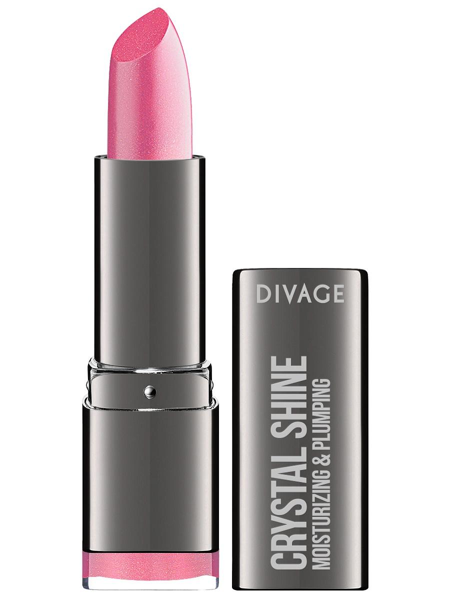 Divage Губная Помада Crystal Shine, № 25013889DIVAGE приготовил для тебя отличный подарок - лак для губ с инновационной формулой, которая придает глубокий и насыщенный цвет. Роскошное глянцевое сияние на твоих губах сделает макияж особенным и неповторимым. 8 самых актуальных оттенков, чтобы ты могла выглядеть ярко и привлекательно в любой ситуации. Особая форма аппликатора позволяет идеально прокрашивать губы и делает нанесение более комфортным. Лак не только смотрится ярко, но и увлажняет и защищает твои губы. Будь самой неповторимой этой весной и восхищай всех роскошным блеском и невероятно насыщенным цветом с лаком для губ от DIVAGE!