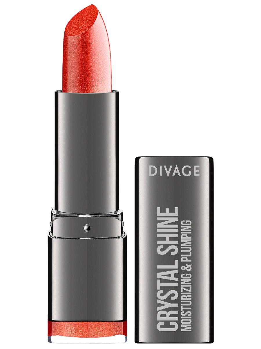Divage Губная Помада Crystal Shine, № 28013919DIVAGE приготовил для тебя отличный подарок - лак для губ с инновационной формулой, которая придает глубокий и насыщенный цвет. Роскошное глянцевое сияние на твоих губах сделает макияж особенным и неповторимым. 8 самых актуальных оттенков, чтобы ты могла выглядеть ярко и привлекательно в любой ситуации. Особая форма аппликатора позволяет идеально прокрашивать губы и делает нанесение более комфортным. Лак не только смотрится ярко, но и увлажняет и защищает твои губы. Будь самой неповторимой этой весной и восхищай всех роскошным блеском и невероятно насыщенным цветом с лаком для губ от DIVAGE!
