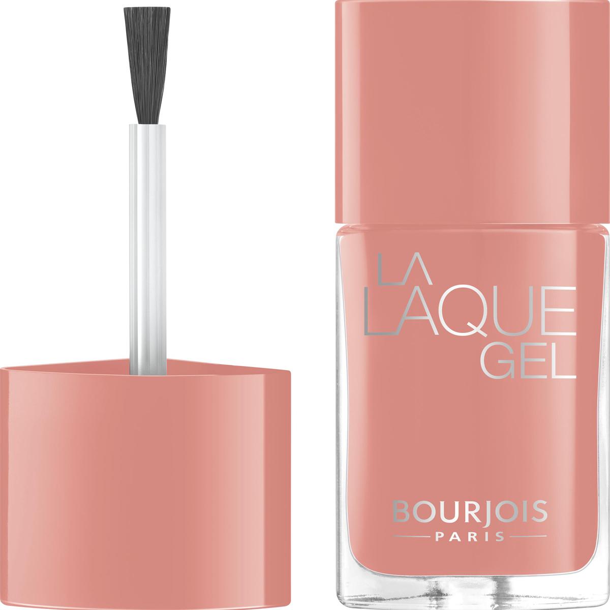Bourjois Гель-лак Для Ногтей La Laque Gel, Тон 2629101362026Маникюр в 2 шага. Без УФ-лампы. Легко удалить жидкостью для снятия лака. Стойкость до 15 дней. Интенсивность цвета и сияние.