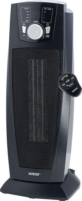 Vitesse VS-881VS-881Керамический тепловентилятор Vitesse VS-881.Как выбрать обогреватель. Статья OZON Гид
