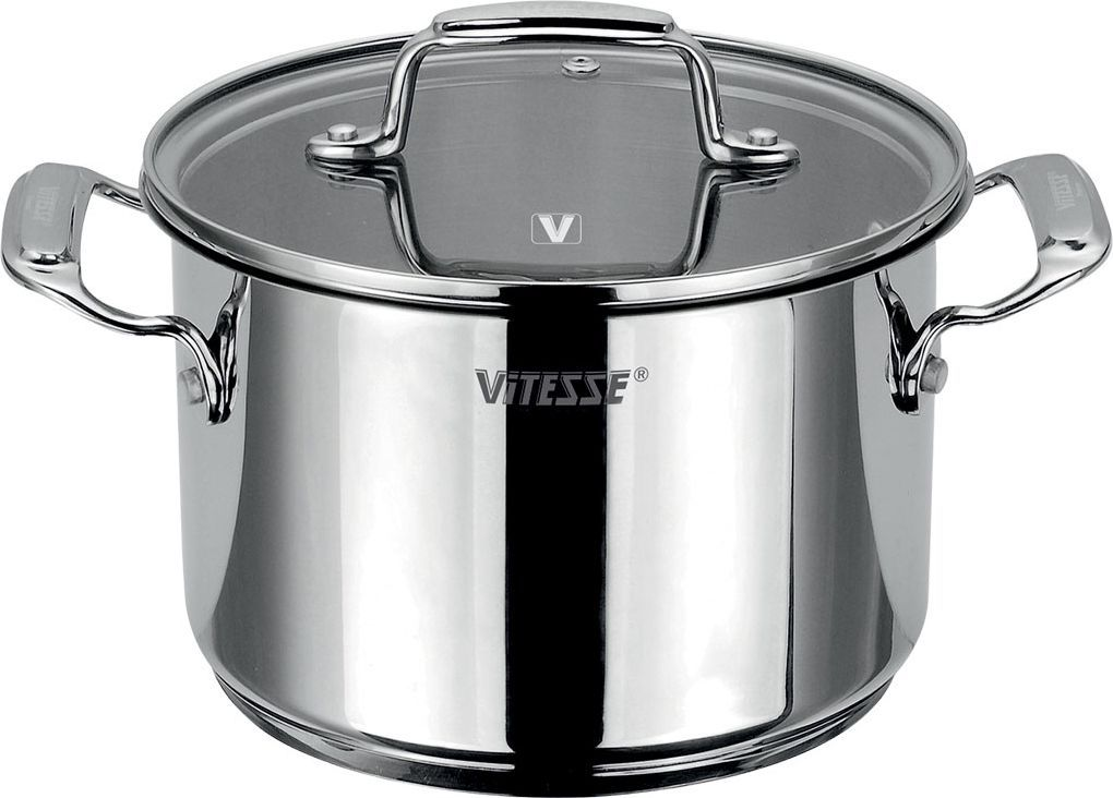 Кастрюля  Vitesse Bela, 3,1 л посуда для приготовления пищи