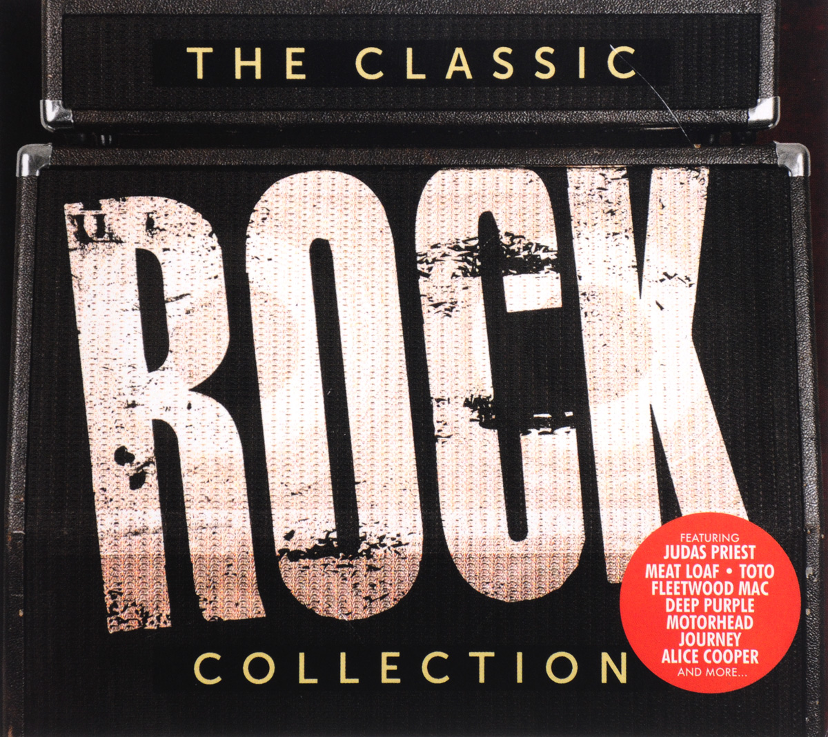 Boston,Blue Oyster Cult,The Outfield,Primal Scream,Fleetwood Mac,Big Brother & The Holding Company,Джеф Бакли,The Fray,Стив Вай,Bad English The Classic Rock Collection (3 CD) fleetwood mac fleetwood mac mirage 5 lp