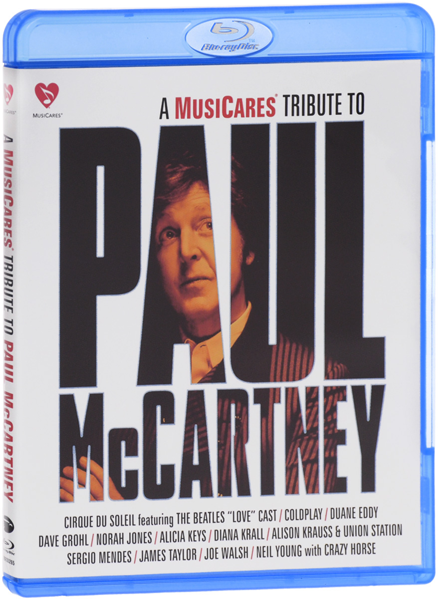 A Musicares Tribute To Paul McCartney (Blu-ray) the tribute to pavarotti one amazing weekend in petra blu ray