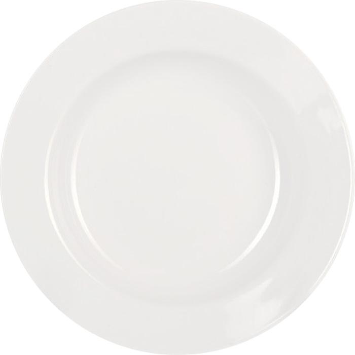 Тарелка глубокая Дулевский фарфор Белая, диаметр 20 см003042Глубокая тарелка подходит для сервировки стола и подачи первых блюд. Изделие выполнено из фарфора в соответствии с ГОСТ, что говорит о высоком качестве.Тарелку можно мыть в посудомоечной машине.
