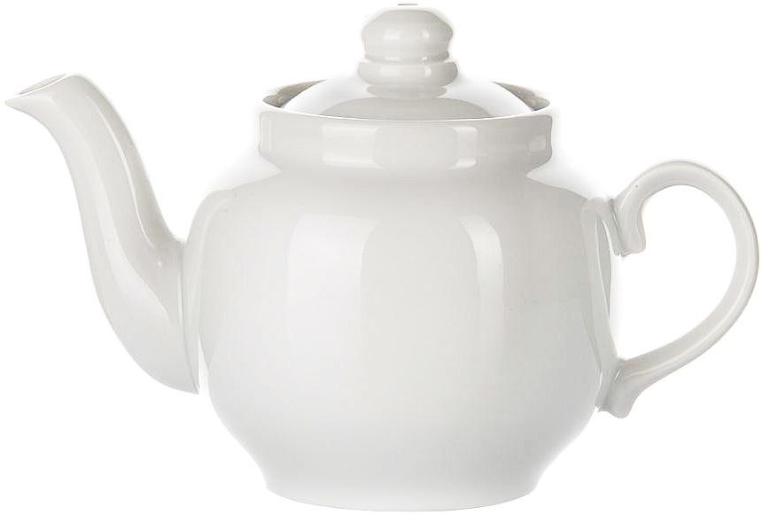 Чайник заварочный Дулевский Фарфор Янтарь, цвет: белый, 350 мл006792Заварочный чайник Дулевский Фарфор выполнен из высококачественного фарфора, покрытого глазурью. Изделие прекрасно подходит для заваривания вкусного и ароматного чая, травяных настоев. Оригинальный дизайн сделает чайник настоящим украшением стола. Он удобен в использовании и понравится каждому.