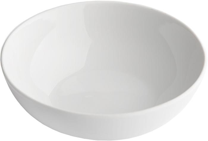 Миска Дулевский Фарфор Белая, 350 мл021002Миска Дулевский Фарфор Белая изготовлена из высококачественного фарфора. Такая миска пригодится на любой кухне. В ней можно сервировать различные блюда или использовать как суповую тарелку.
