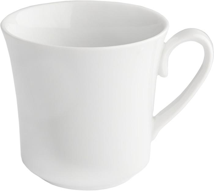Кружка Дулевский Фарфор Рассвет. Белая, 250 мл026162Кружка Дулевский фарфор Рассвет. Белая способна скрасить любое чаепитие. Изделие выполнено из высококачественного фарфора.Посуда из такого материала позволяет сохранить истинный вкус напитка, а также помогает ему дольше оставаться теплым. Кружка оснащена удобной ручкой.