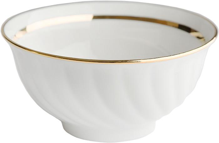 Салатник Дулевский Фарфор Монреаль, 700 мл3705012Салатник Дулевский Фарфор Монреаль выполнен из высококачественного фарфора, покрытого глазурью. Такой салатник отлично подойдет для подачи салатов, закусок, нарезок. Он красиво дополнит сервировку стола и станет полезным приобретением для кухни.