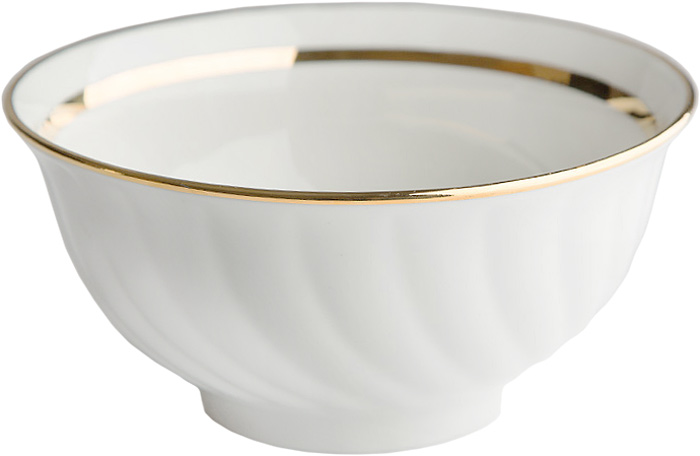 Салатник Дулевский Фарфор Монреаль, 400 мл035142Салатник Дулевский Фарфор Монреаль выполнен из высококачественного фарфора, покрытого глазурью. Такой салатник отлично подойдет для подачи салатов, закусок, нарезок. Он красиво дополнит сервировку стола и станет полезным приобретением для кухни.