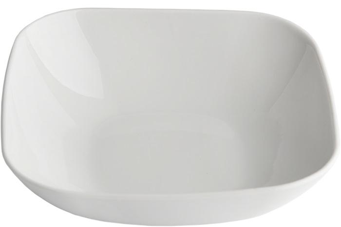 Салатник Дулевский Фарфор Белый, 1,04 л062332Салатник Дулевский Фарфор выполнен из высококачественного фарфора, покрытого глазурью. Такой салатник отлично подойдет для подачи салатов, закусок, нарезок. Он красиво дополнит сервировку стола и станет полезным приобретением для кухни.