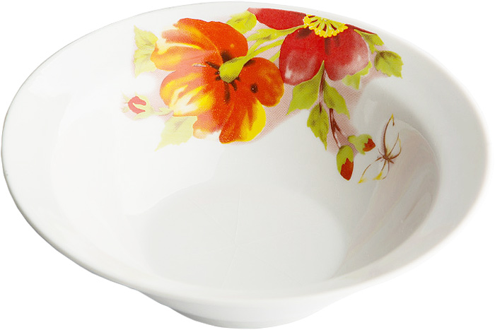 Миска Дулевский Фарфор Альпийские цветы красные, 300 мл070322Миска Дулевский Фарфор Альпийские цветы выполнена из высококачественного фарфора, покрытого глазурью. Изделие дополнено красочным цветочным рисунком. Такая миска пригодится на любой кухне. В ней можно сервировать различные блюда или использовать как суповую тарелку.