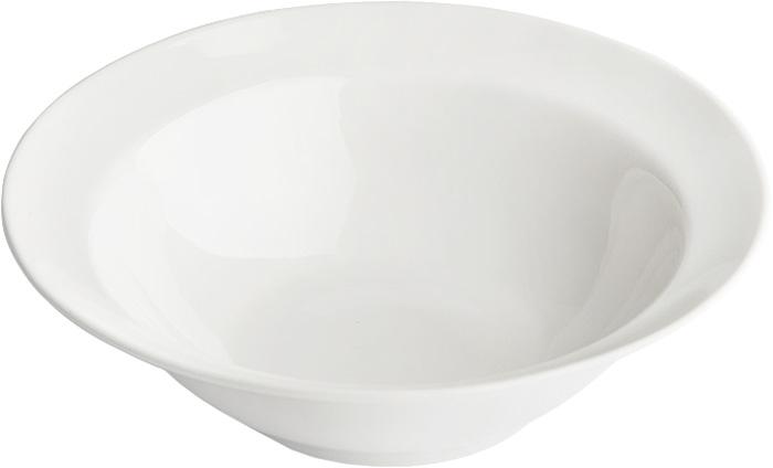 Миска Дулевский Фарфор Белая, 500 млС141-04-КОЛМиска Дулевский Фарфор выполнена из высококачественного фарфора, покрытого глазурью. Такая миска пригодится на любой кухне. В ней можно сервировать различные блюда илииспользовать как суповую тарелку.