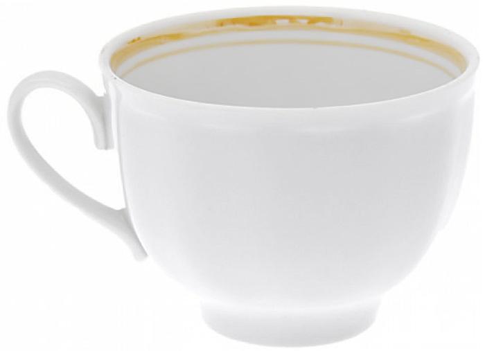 Чашка чайная Дулевский Фарфор Гранатовый. Отводка люстром, 275 мл020162Чашка Дулевский Фарфор Гранатовый выполнена из высококачественного фарфора. Посуда из такого материала позволяет сохранить истинный вкус напитка, а также помогает ему дольше оставаться теплым.