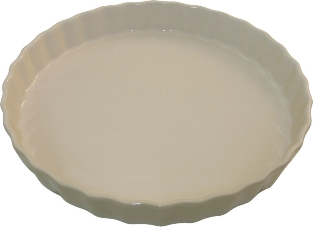 Форма для пирога Appolia Delices, цвет: кремовый, 2,1 л010530006Благодаря большому разнообразию изящных форм и широкой цветовой гамме, коллекция DELICES предлагает всевозможные варианты приготовления блюд для себя и гостей. Выбирайте цвета в соответствии с вашими желаниями и вашей кухне. Закругленные углы облегчают чистку. Легко использовать. Большие удобные ручки. Прочная жароустойчивая керамика экологична и изготавливается из высококачественной глины. Прочная глазурь устойчива к растрескиванию и сколам, не содержит свинца и кадмия. Глина обеспечивает медленный и равномерный нагрев, деликатное приготовление с сохранением всех питательных веществ и витаминов, а та же долго сохраняет тепло, что удобно при сервировке горячих блюд.