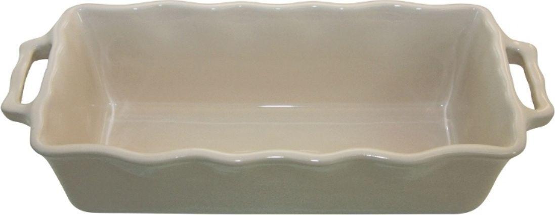 Форма для кекса Appolia Delices, цвет: кремовый, 2 л112033006Форма для кекса Appolia Delices изготовлена из керамики с глазурированным покрытием. Прочная жароустойчивая керамика экологична и изготавливается из высококачественной глины. Прочная глазурь устойчива к растрескиванию и сколам, не содержит свинца и кадмия. Форма удобна при использовании. Закругленные углы облегчают чистку.