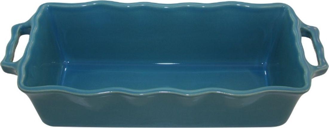 Форма для кекса Appolia Delices, цвет: голубой, 2 л112033071Форма для кекса Appolia Delices изготовлена из керамики с глазурированным покрытием. Прочная жароустойчивая керамика экологична и изготавливается из высококачественной глины. Прочная глазурь устойчива к растрескиванию и сколам, не содержит свинца и кадмия. Форма удобна при использовании. Закругленные углы облегчают чистку.