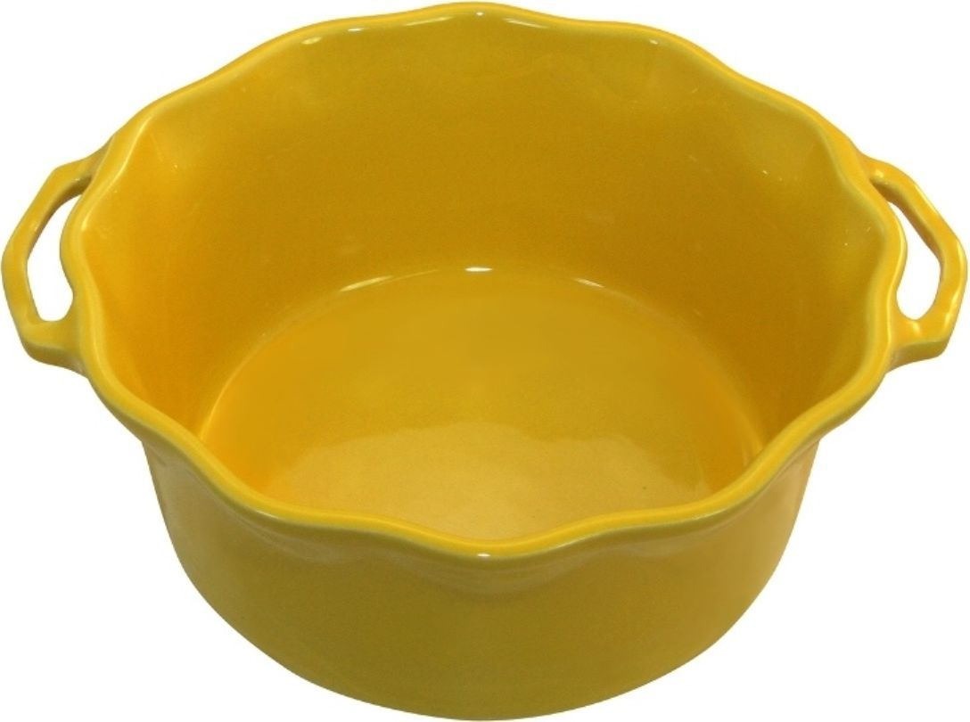 Форма для суфле Appolia Delices, цвет: грейпфрутовый, 2,2 л113025077Благодаря большому разнообразию изящных форм и широкой цветовой гамме, коллекция DELICES предлагает всевозможные варианты приготовления блюд для себя и гостей. Выбирайте цвета в соответствии с вашими желаниями и вашей кухне. Закругленные углы облегчают чистку. Легко использовать. Большие удобные ручки. Прочная жароустойчивая керамика экологична и изготавливается из высококачественной глины. Прочная глазурь устойчива к растрескиванию и сколам, не содержит свинца и кадмия. Глина обеспечивает медленный и равномерный нагрев, деликатное приготовление с сохранением всех питательных веществ и витаминов, а та же долго сохраняет тепло, что удобно при сервировке горячих блюд.