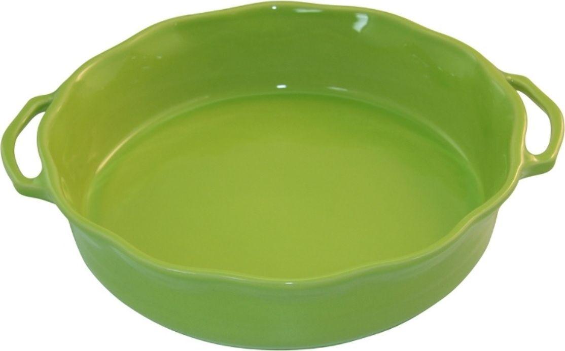Форма для выпечки Appolia Delices, с высоким краем, цвет: лаймовый, 1,45 л113026527Благодаря большому разнообразию изящных форм и широкой цветовой гамме, коллекция DELICES предлагает всевозможные варианты приготовления блюд для себя и гостей. Выбирайте цвета в соответствии с вашими желаниями и вашей кухне. Закругленные углы облегчают чистку. Легко использовать. Большие удобные ручки. Прочная жароустойчивая керамика экологична и изготавливается из высококачественной глины. Прочная глазурь устойчива к растрескиванию и сколам, не содержит свинца и кадмия. Глина обеспечивает медленный и равномерный нагрев, деликатное приготовление с сохранением всех питательных веществ и витаминов, а та же долго сохраняет тепло, что удобно при сервировке горячих блюд.