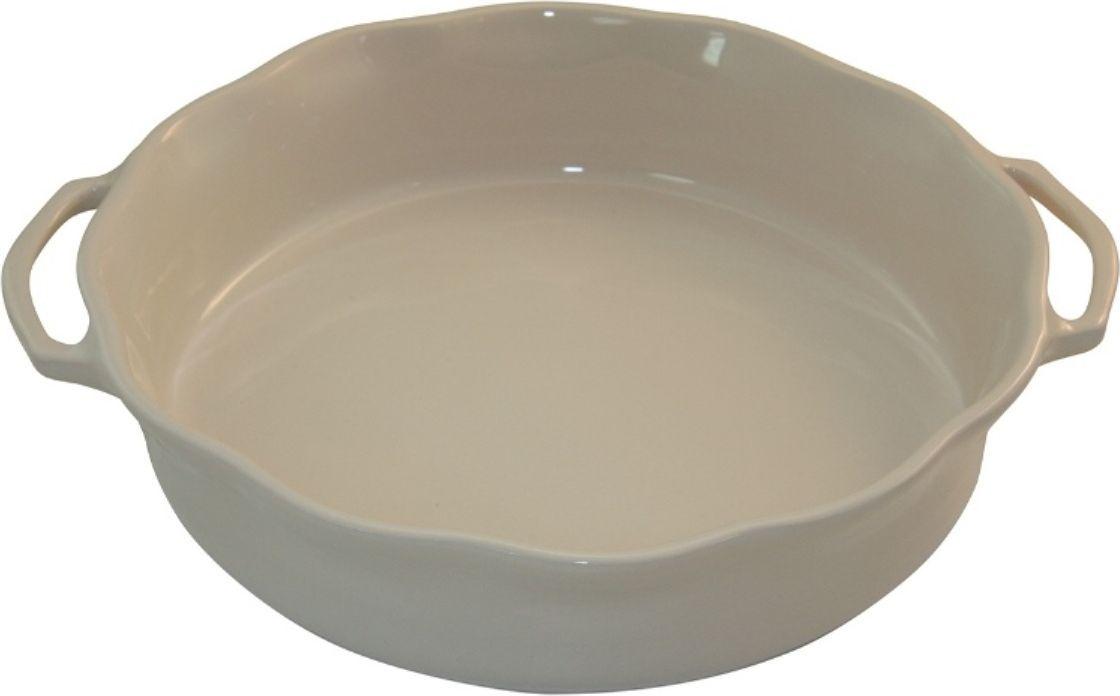 Форма для выпечки Appolia Delices, с высоким краем, цвет: кремовый, 3 л113034006Благодаря большому разнообразию изящных форм и широкой цветовой гамме, коллекция DELICES предлагает всевозможные варианты приготовления блюд для себя и гостей. Выбирайте цвета в соответствии с вашими желаниями и вашей кухне. Закругленные углы облегчают чистку. Легко использовать. Большие удобные ручки. Прочная жароустойчивая керамика экологична и изготавливается из высококачественной глины. Прочная глазурь устойчива к растрескиванию и сколам, не содержит свинца и кадмия. Глина обеспечивает медленный и равномерный нагрев, деликатное приготовление с сохранением всех питательных веществ и витаминов, а та же долго сохраняет тепло, что удобно при сервировке горячих блюд.