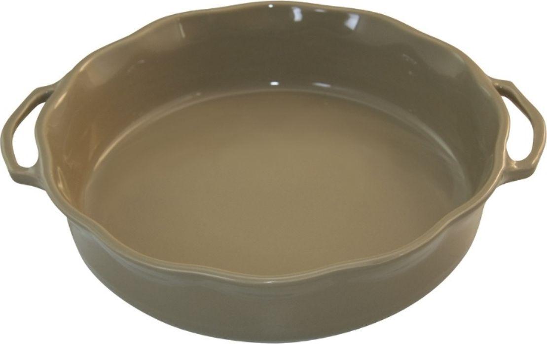 Форма для выпечки Appolia Delices, с высоким краем, цвет: песочный, 3 л113034019Благодаря большому разнообразию изящных форм и широкой цветовой гамме, коллекция DELICES предлагает всевозможные варианты приготовления блюд для себя и гостей. Выбирайте цвета в соответствии с вашими желаниями и вашей кухне. Закругленные углы облегчают чистку. Легко использовать. Большие удобные ручки. Прочная жароустойчивая керамика экологична и изготавливается из высококачественной глины. Прочная глазурь устойчива к растрескиванию и сколам, не содержит свинца и кадмия. Глина обеспечивает медленный и равномерный нагрев, деликатное приготовление с сохранением всех питательных веществ и витаминов, а та же долго сохраняет тепло, что удобно при сервировке горячих блюд.